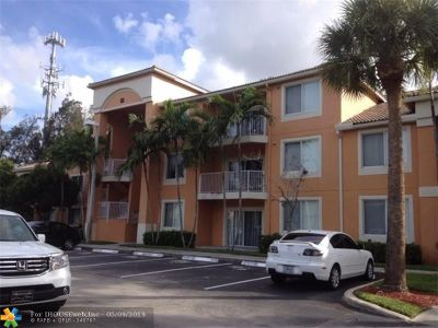 Davie Condo/Townhouse For Sale: 6976 SW 39th St #203