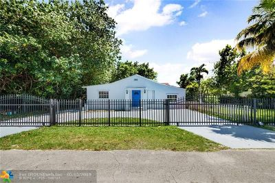 Miami Single Family Home For Sale: 560 NW 99th St