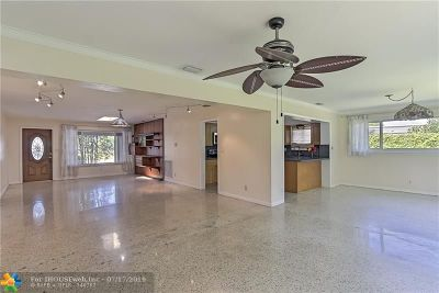 Deerfield Beach Single Family Home For Sale: 1341 SE 4th Street
