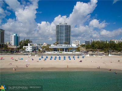 Fort Lauderdale Rental For Rent: 701 N Fort Lauderdale Beach Blvd #1104