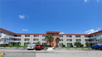 Lauderhill Condo/Townhouse For Sale: 1310 NW 43rd #105