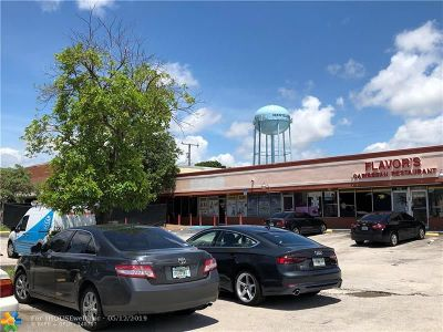 Deerfield Beach Commercial For Sale: 101 SE 10th St