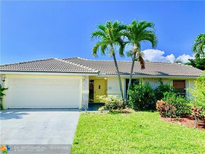 Boca Raton Single Family Home Backup Contract-Call LA: 412 NW 72nd St
