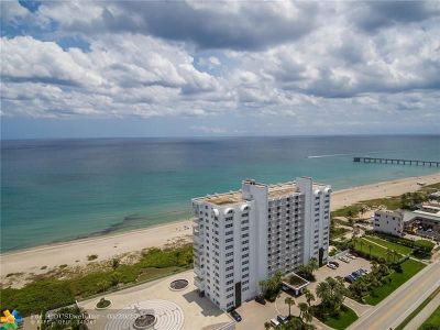Boca Raton Condo/Townhouse For Sale: 3000 S Ocean Blvd #1506