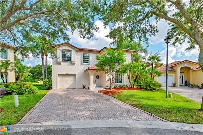 Coral Springs Single Family Home For Sale: 6057 NW 41st Dr