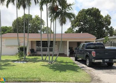 Miramar Single Family Home Backup Contract-Call LA: 2220 Everglades Dr