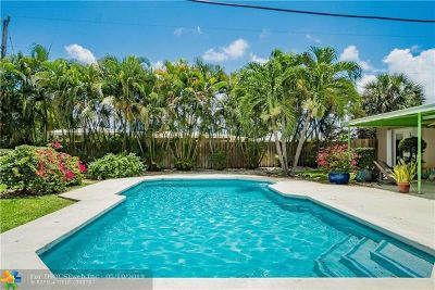 Fort Lauderdale Single Family Home Backup Contract-Call LA: 5310 NE 15th Ave