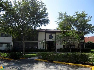 Tamarac Condo/Townhouse Backup Contract-Call LA: 9377 S Belfort Cir #R-4-116