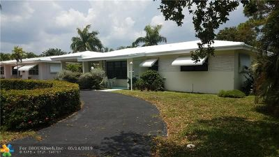 Deerfield Beach Single Family Home For Sale: 1451 SE 5th St