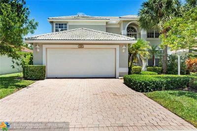Jupiter Single Family Home For Sale: 150 Jones Creek Dr