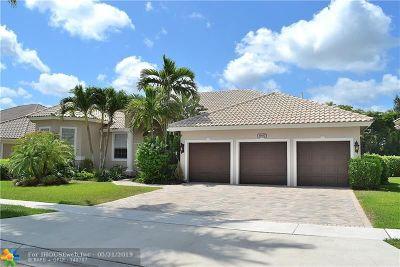Boca Raton Single Family Home For Sale: 11612 Kensington Ct