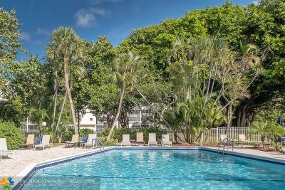 Pompano Beach Condo/Townhouse For Sale: 2691 S Course Dr #405