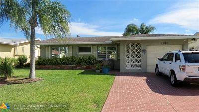 Tamarac Single Family Home For Sale: 4910 NW 53rd St