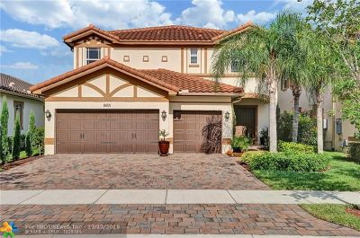 Parkland FL Single Family Home For Sale: $669,000