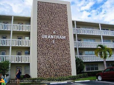 Deerfield Beach Condo/Townhouse For Sale: 460 Grantham E #460