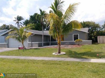 Boca Raton Single Family Home For Sale: 9141 Affirmed Ln