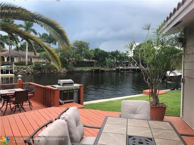 Wilton Manors Single Family Home For Sale: 2000 NE 21st Ct