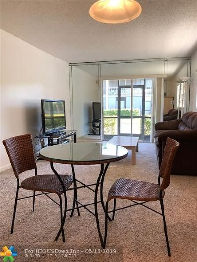 Coral Springs Condo/Townhouse For Sale: 4110 NW 88th Ave #104