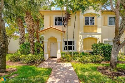 Miramar Condo/Townhouse For Sale: 2628 SW 83rd Terrace #101