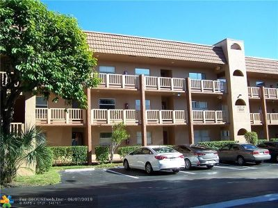 Sunrise FL Condo/Townhouse For Sale: $87,777