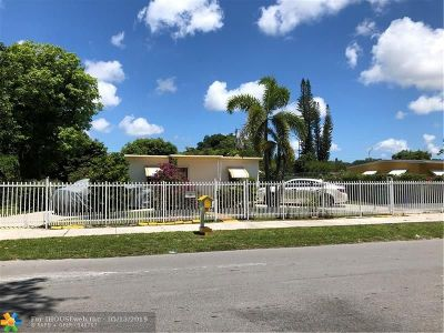 Miami Gardens Single Family Home Backup Contract-Call LA: 16515 NW 22nd Ct