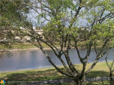 Pompano Beach Condo/Townhouse For Sale: 2324 S Cypress Bend Dr #312