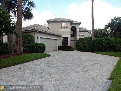 Boca Raton Single Family Home For Sale: 2405 NW 64 Street