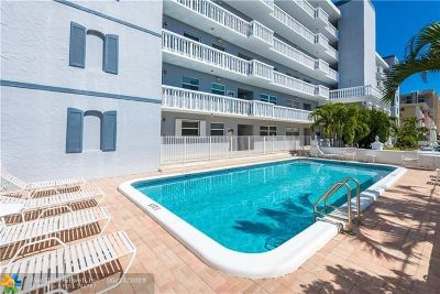 Fort Lauderdale Condo/Townhouse For Sale: 2829 NE 33rd Ct #205
