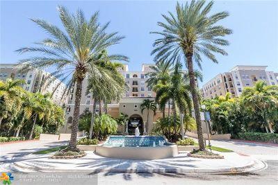 Fort Lauderdale Condo/Townhouse For Sale: 520 SE 5 Av #2610