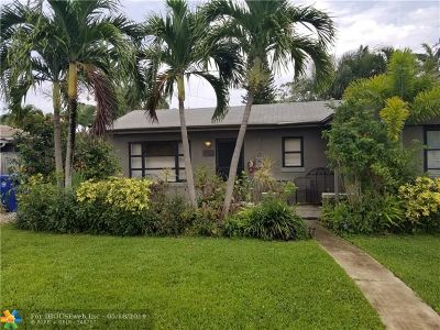Wilton Manors Multi Family Home For Sale: 2310 NE 5th Ave