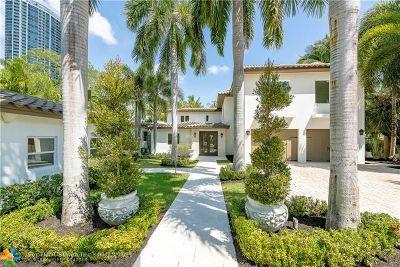 Delray Beach, Boca Raton, Boynton Beach, Palm Beach, Fort Lauderdale Single Family Home For Sale: 701 N Rio Vista Bl