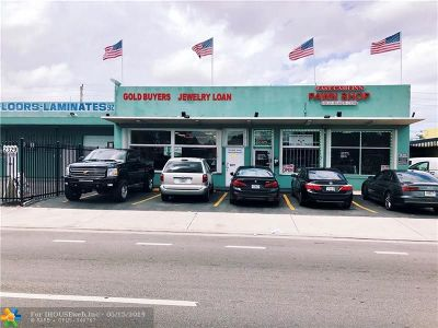Hollywood Commercial For Sale: 2329 Pembroke Rd