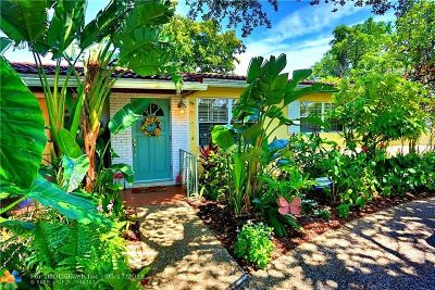 Deerfield Beach Single Family Home For Sale: 1324 SE 2nd Ter
