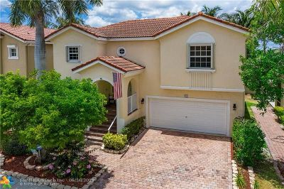 Coral Springs Single Family Home For Sale: 922 NW 127th Ave