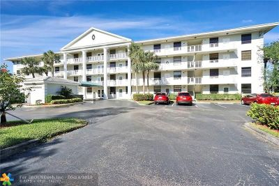 Davie Condo/Townhouse For Sale: 1510 Whitehall Dr #405