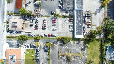 Hollywood Commercial For Sale: 126 N State Road 7