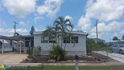 Boynton Beach Single Family Home For Sale: 4123 Mission Bell Dr