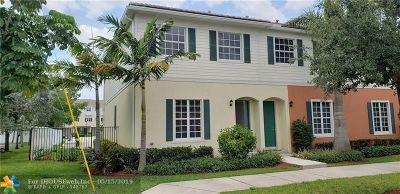 Pompano Beach Condo/Townhouse For Sale: 185 SW 6th Street
