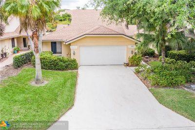 Jupiter Single Family Home For Sale: 124 Sand Pine Dr