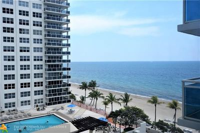 Fort Lauderdale FL Condo/Townhouse For Sale: $336,000