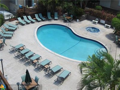 Pompano Beach Condo/Townhouse For Sale: 1421 S Ocean Blvd #122