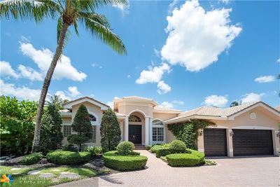 Davie Single Family Home For Sale: 3383 Dovecote Meadow Ln