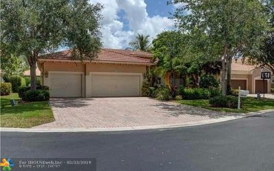 Coral Springs Single Family Home For Sale: 1045 NW 123rd Drive