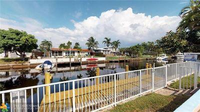 Fort Lauderdale Single Family Home For Sale: 2524 Okeechobee Ln