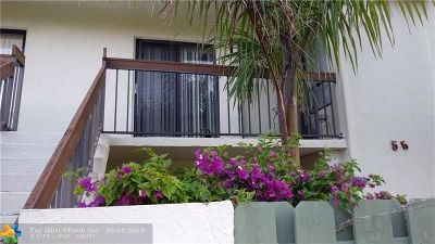 Delray Beach Condo/Townhouse For Sale: 55 Tropic Isle Dr #38U
