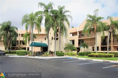 Tamarac Condo/Townhouse For Sale: 7317 Fairfax #109