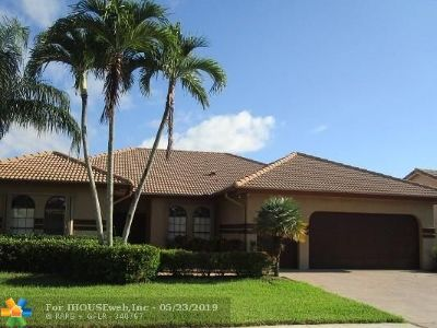 Boca Raton Single Family Home For Sale: 10159 Canoe Brook Circle
