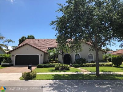 Boca Raton Single Family Home For Sale: 2800 NW 27th Ave