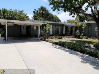 Fort Lauderdale Single Family Home For Sale: 3208 SW 15th Ave
