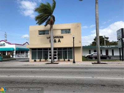 Hollywood Commercial For Sale: 2743 Hollywood Blvd